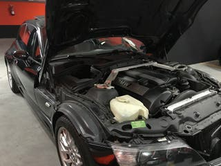 BMW Z3 coupe 3.0 INDIVIDUAL