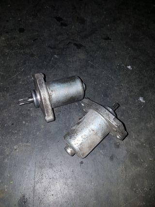 motores de arranque yamaha aerox