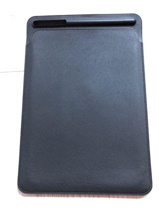"""Apple Leather Sleeve Funda piel iPad Pro 10.5"""""""