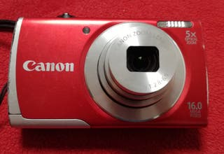 CANON DIGITAL POWER SHOT A2500 16MP