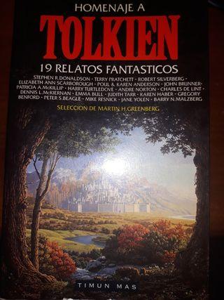 Tolkien en 19 relatos