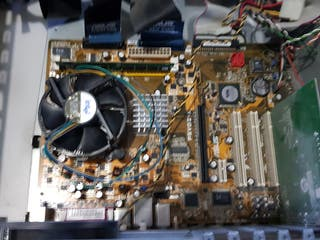 Ordenador Pentium D + 1 gb ram
