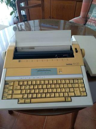 Maquina escribir electrónica