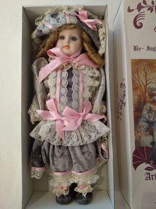 Muñeca porcelana Betera