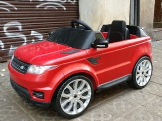 Feber coche electrico **NO TIENE MANDO**