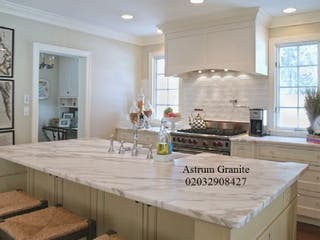 Best Arabescato Vagli Marble Kitchen Worktot UK