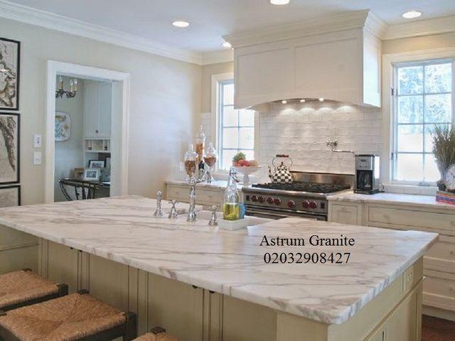 Best Arabescato Vagli Marble Kitchen Worktot UK