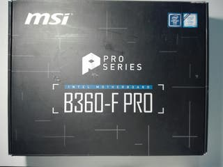 Placa Base MSI B360