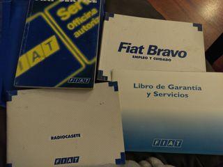 Papeles Originales Fiat Bravo