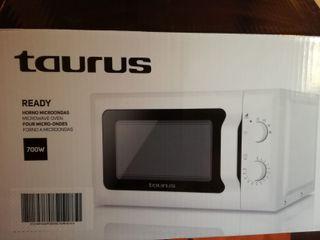 Microondas Taurus, nuevo