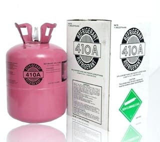 Gas Refrigerante R404a R410a R134a R407c R507 R32