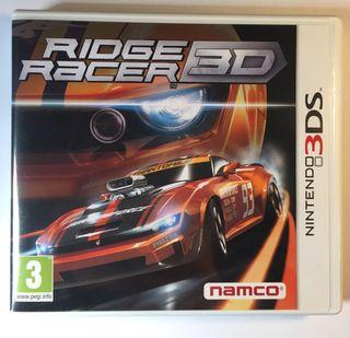 Ridge Racer 3D Nintendo 3DS