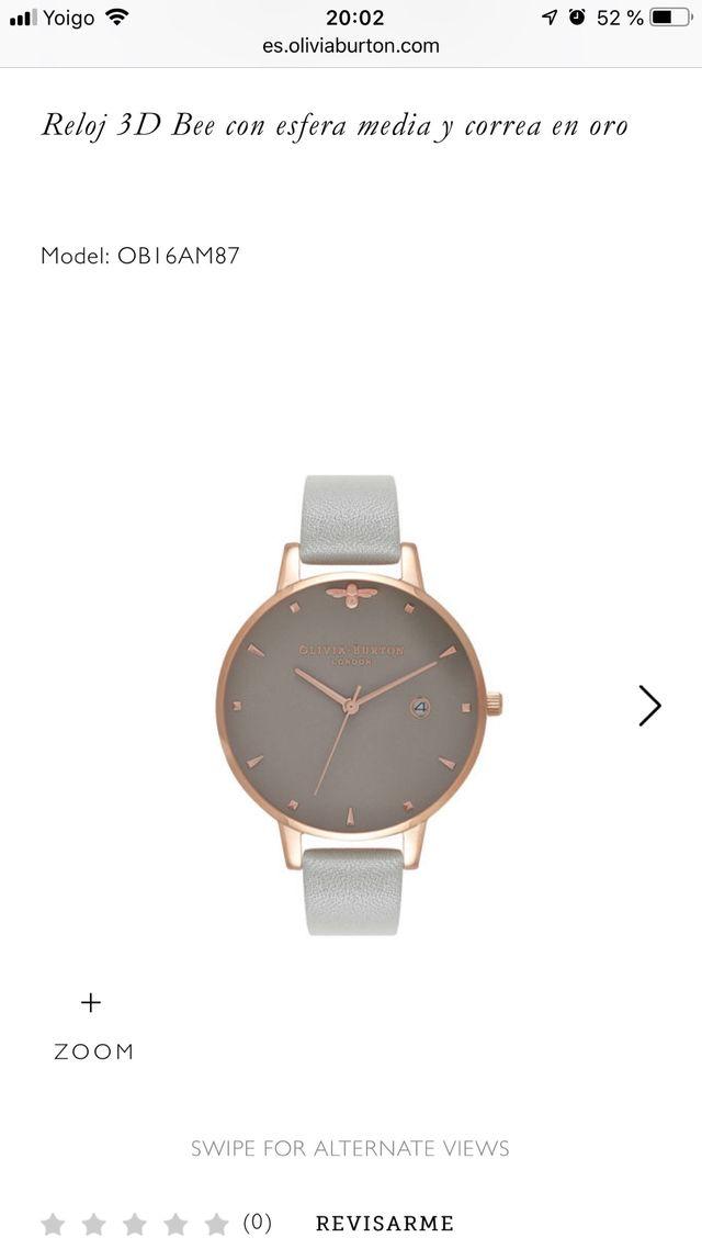 561403554029 Reloj pulsera mujer Olivia Burton (NUEVO) 3d bee de segunda mano por ...