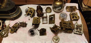 restos de relojes