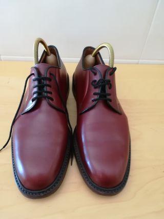 Zapato hombre. piel. talla 43. Mallorca