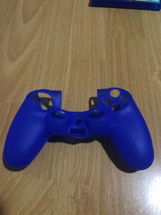 Funda mando ps4 azul