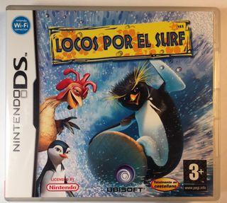 Locos por el Surf Nintendo DS