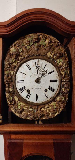 Reloj de pendulo real