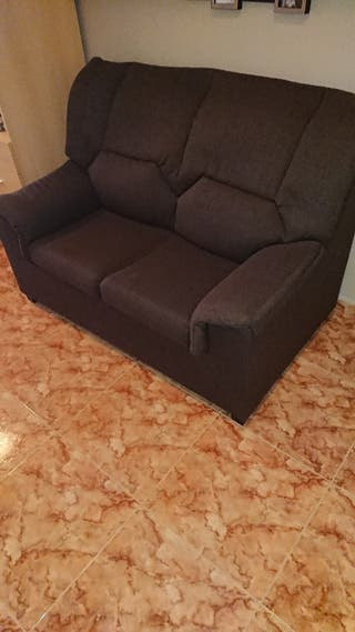 sofá 2 plazas sin usar