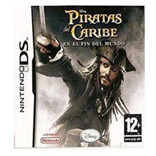 Piratas del Caribe Nintendo DS