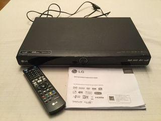 TDT DVD Grabador LG RHT497H. Estropeado.