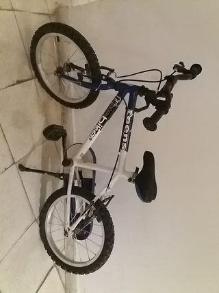 Bicicleta niño-niña