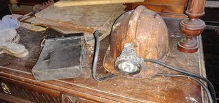 Casco minero