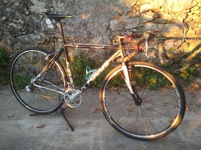 Focus Mares Cx Bici Ciclocross