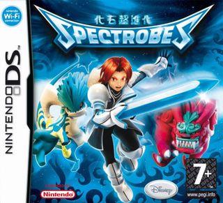 Spectrobes Nintendo DS