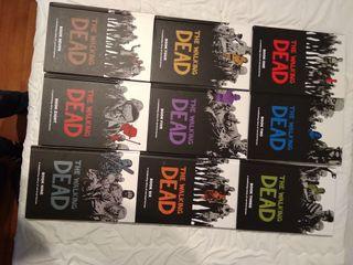 Colección comics The Walking Dead