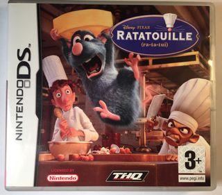 Ratatouille Nintendo DS
