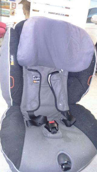 silla niño para el coche