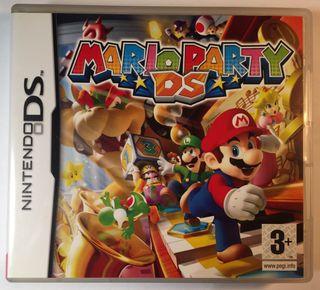 Mario Party DS Nintendo DS