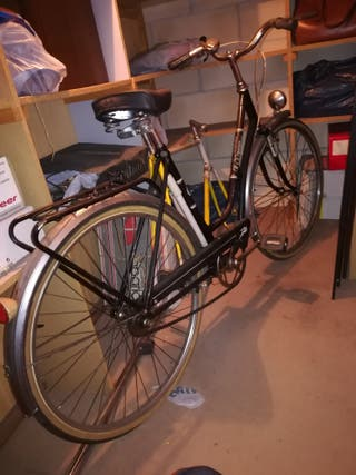Bicicleta paseo BH adulto buen estado años 80
