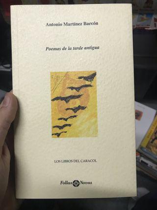 Poemas de la tarde antigua