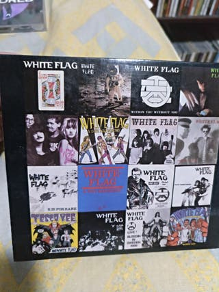 Cd white flag - thru the trash darkly - munster