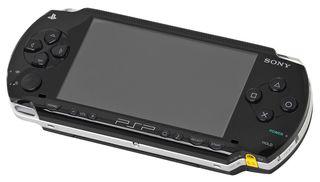 Playstation portable (PSP)
