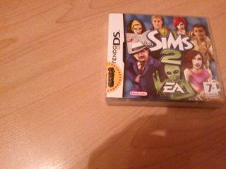 juego Nintendo ds sim2