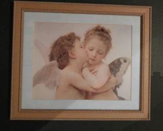 cuadro de ángeles