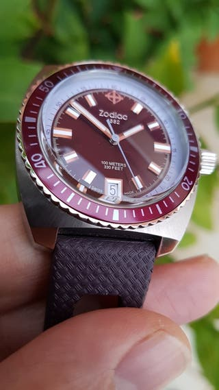 Reloj Zodiac Sea Dragon