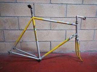 Cuadro bicicleta carretera ROSSIN talla Xl(60-61cm