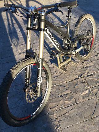 Bici descenso/DH