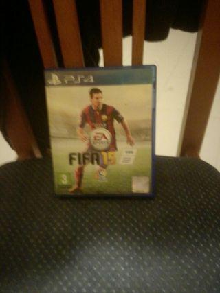 juego de la PS4