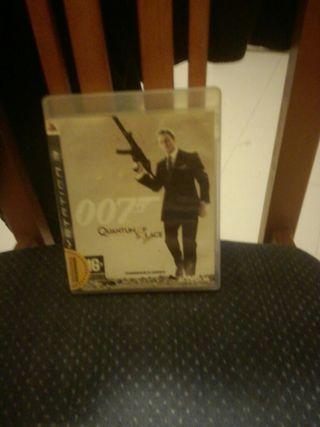 juego de la PS3