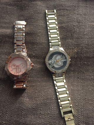 35 De Mano Guess Segunda Y Brigitte Bijou Reloj Por Imitación 0NmOv8nw
