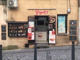 Traspaso Yogurteria cafetería en Catedral de Toled