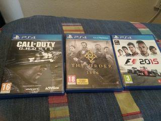 Juegos PS4 a 10 euros