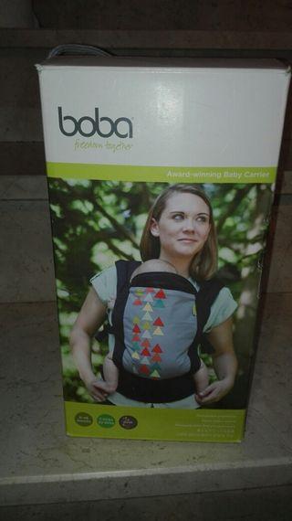 mochila ergonomica portabebes
