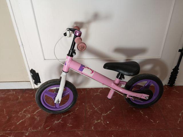 f3a4b23f1 Bicicleta infantil. Decathlon de segunda mano por 25 € en Taiala en ...