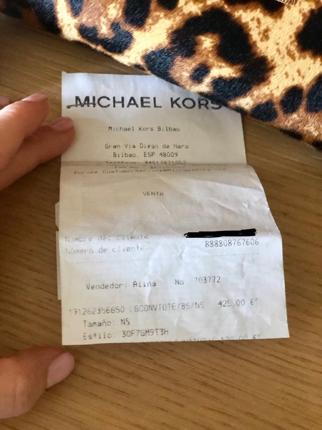 Bolso Michael Kors NUEVO